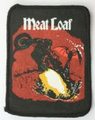 Meat Loaf - 'Bat Our of Hell' Printed Patch